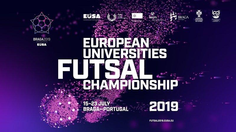 Campeonato Universitário Europeu de Futsal