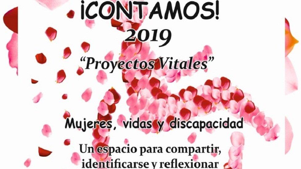 'Contamos 2019': Proyectos vitales de mujeres con discapacidad