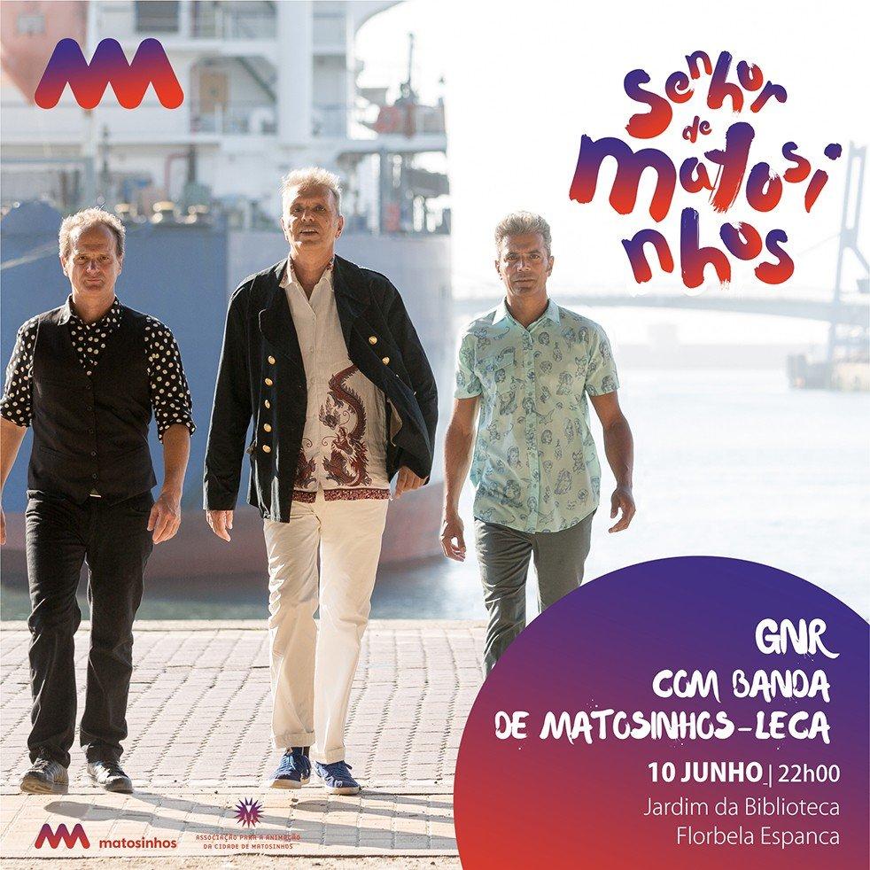 GNR com Banda Matosinhos-Leça