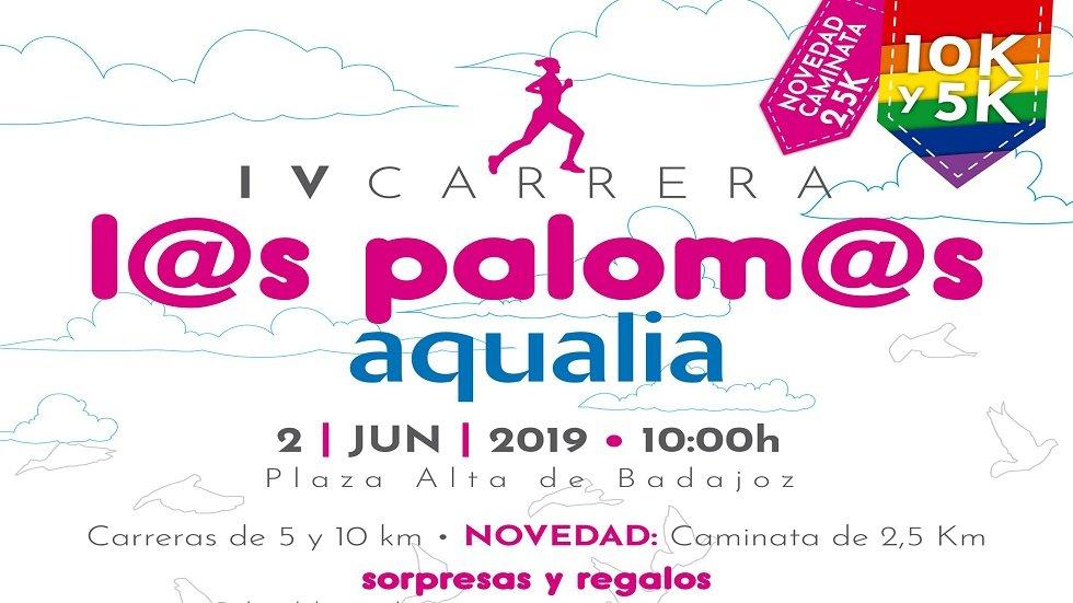 IV Carrera Los Palomos Aqualia