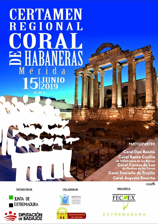 Certamen Regional Coral de Habaneras