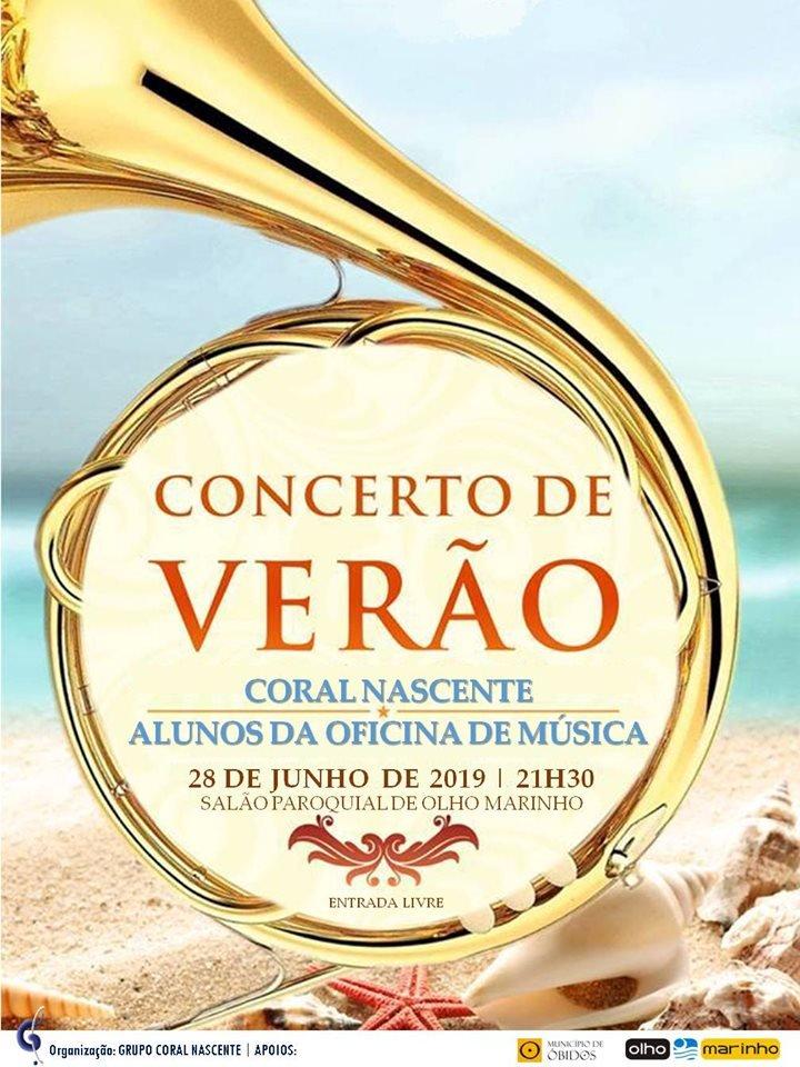 Concerto de Verão | Olho Marinho