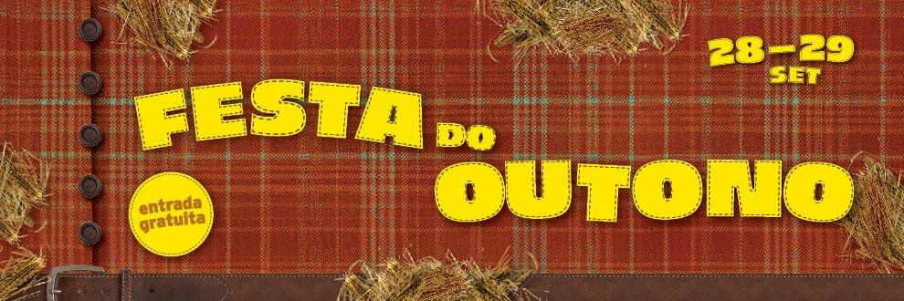 FESTA DO OUTONO 2019