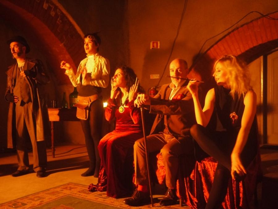 O Mestre e Margarita: Magia Negra, Lisboa