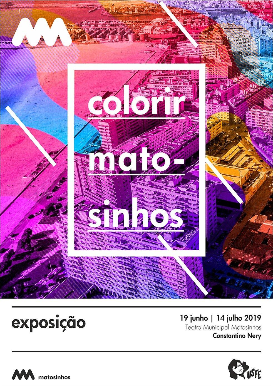 Colorir Matosinhos