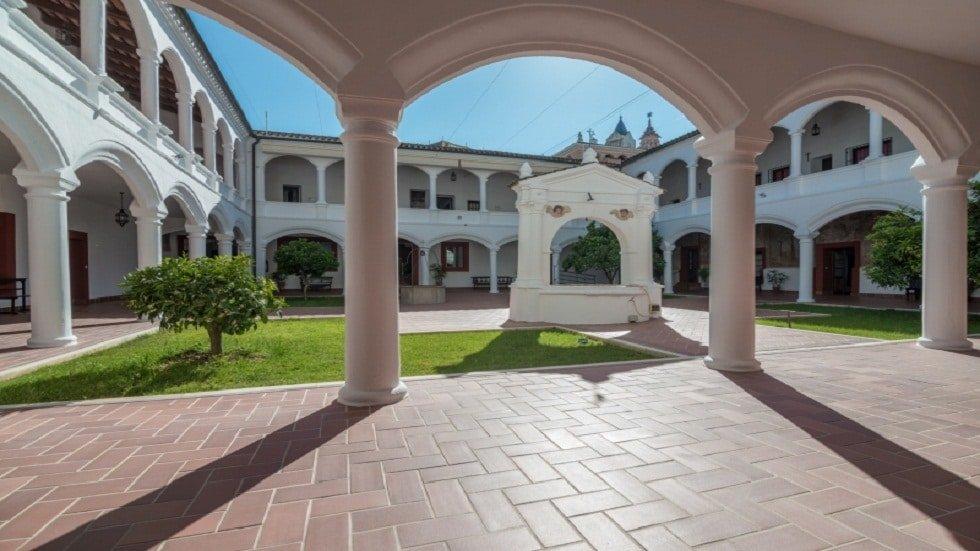 Visitas Guiadas al Real Convento de Santa Ana con motivo de su V Centenario