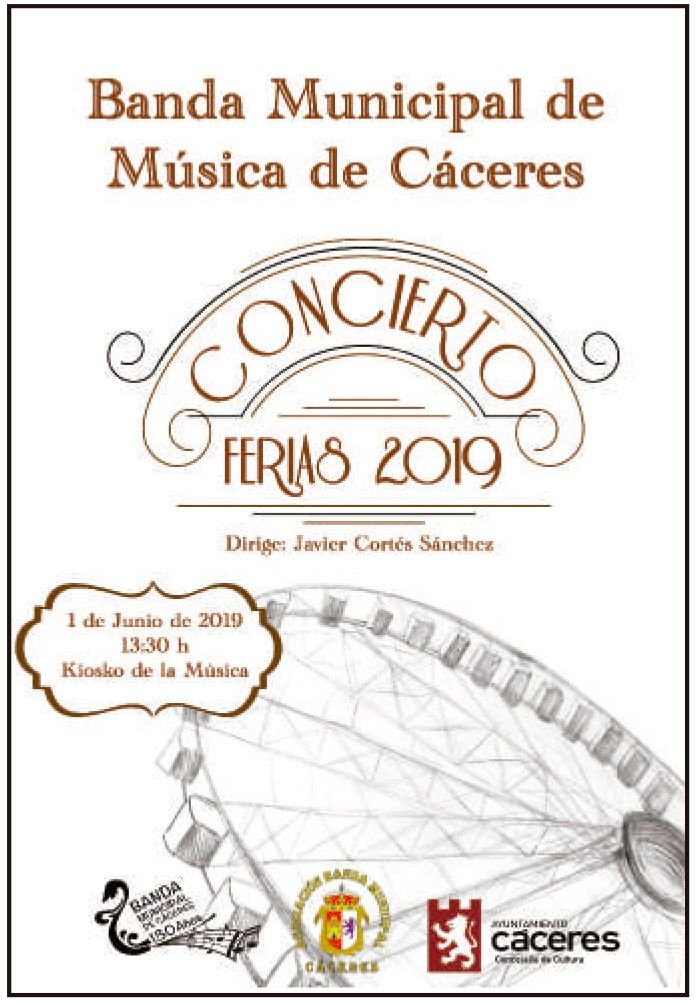 Concierto de Feria Cáceres 2019