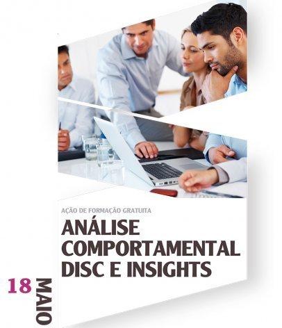 DISC & Insights Discovery - ação formação