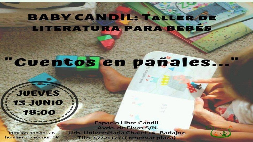 Cuentos en pañales - Baby Candil