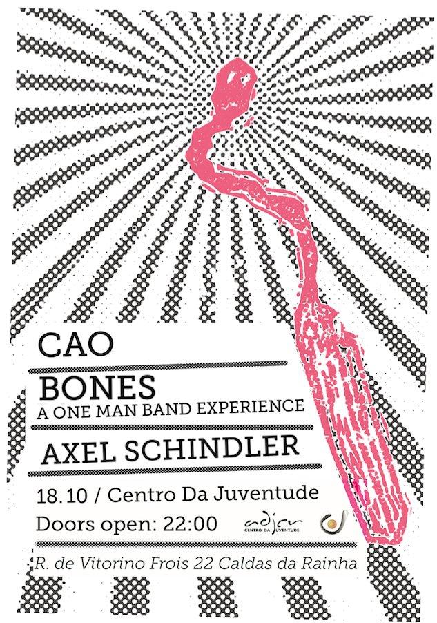 Concerto: CAO - Axel Schindler - Mr. Bones
