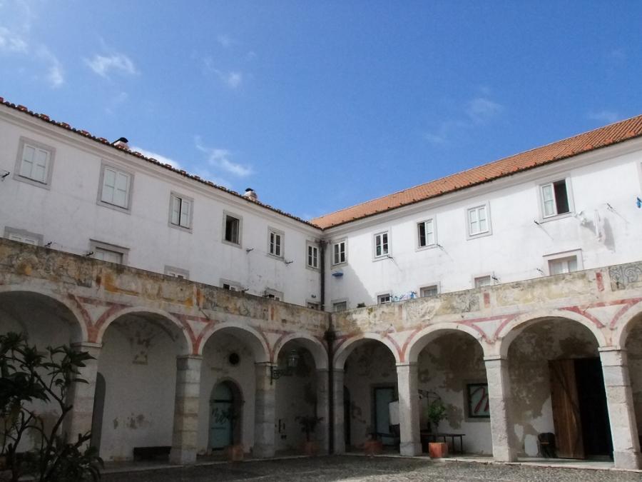 Aqueles que cá viveram... Convento das Bernardas