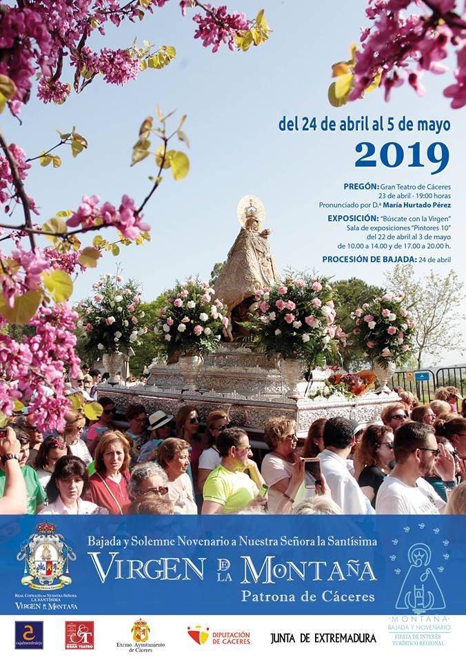 Solemne Novenario a Nuestra Señora La Santísima Virgen de la Montaña