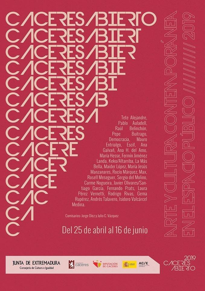 'Con un pan bajo el brazo' // Cáceres Abierto 2019 // Museo de Cáceres