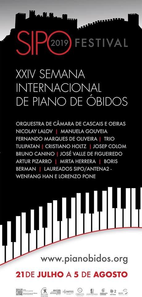 SIPO - Semana Internacional de Piano de Óbidos