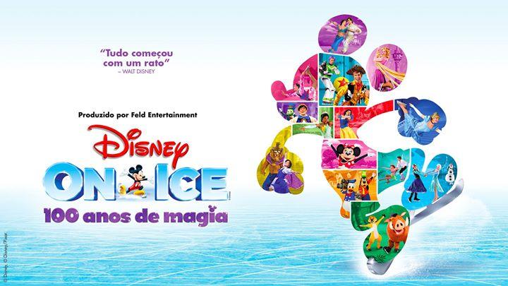 Disney on Ice 2020 - 100 Anos de Magia