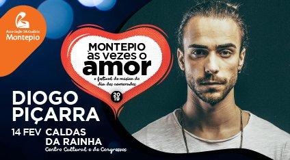 'Montepio às vezes o amor' - Diogo Piçarra