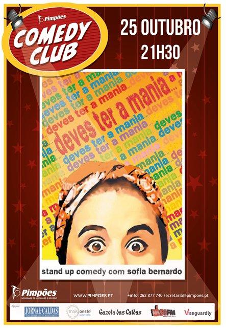 Comedy Club - Sofia Bernardo