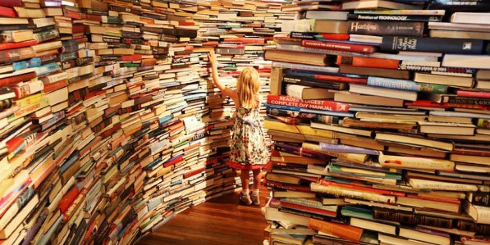 Visitas guiadas à Biblioteca