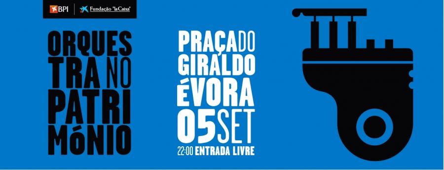 Orquestra em Évora