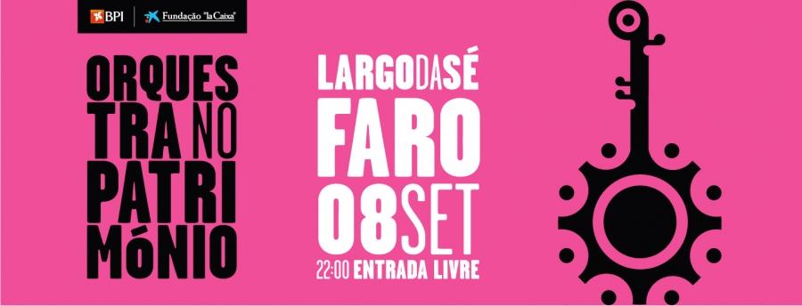 Orquestra em Faro