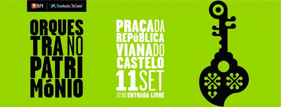 Orquestra em Viana do Castelo