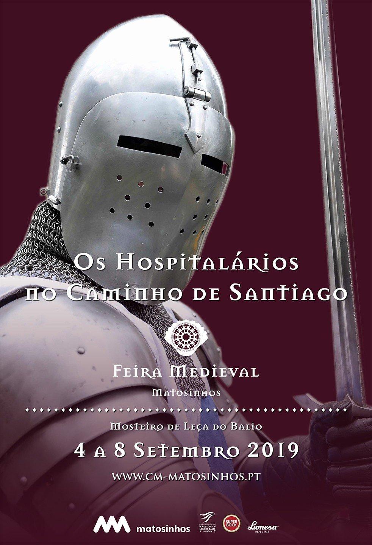 Os Hospitalários no Caminho de Santiago