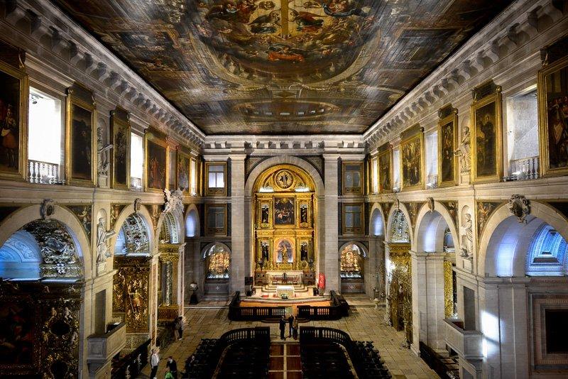 Visitas ao Museu e Igreja de São Roque