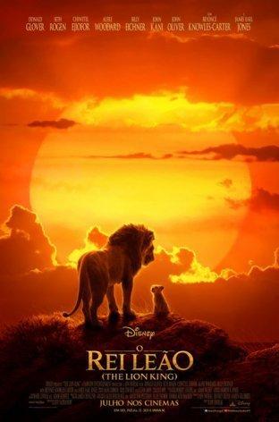 Rei Leão (V.P.) - cinema infantil