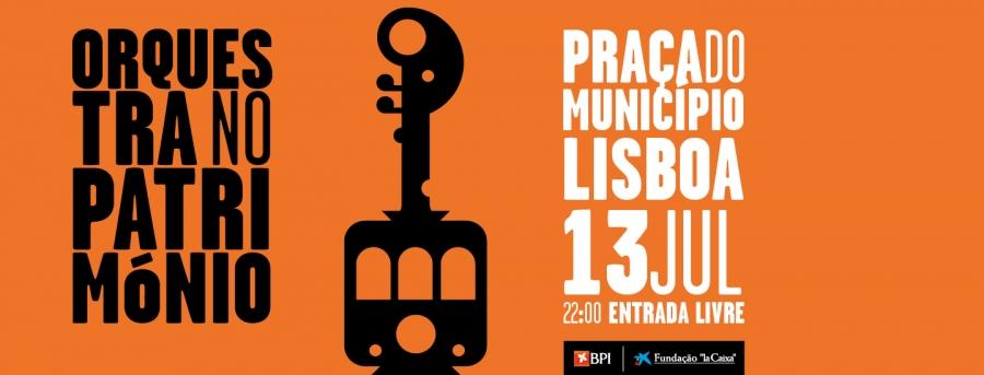Orquestra em Lisboa