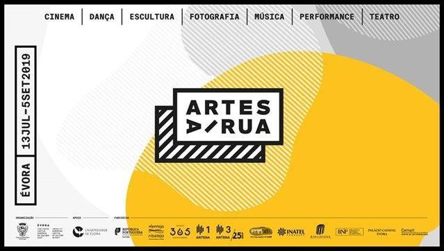 Artes à Rua 2019