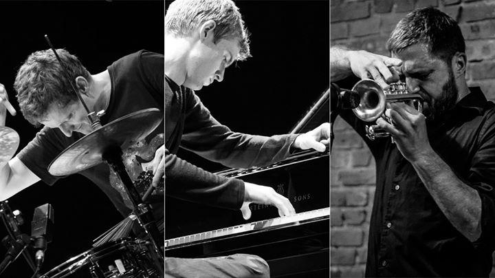 Ciclo Julho é de Jazz: Jim Black, Elias Stemeseder e Peter Evans