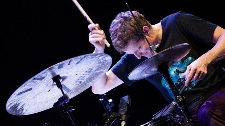 Ciclo Julho é de Jazz: masterclass com Jim Black