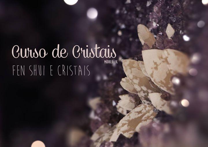 Feng shui e Cristais   Workshop do Curso de Cristais
