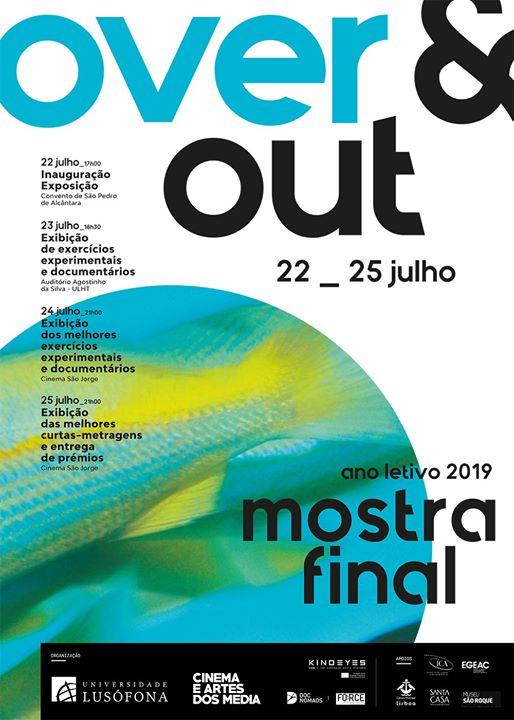 Exibição de seleção de melhores exercícios - Cinema São Jorge