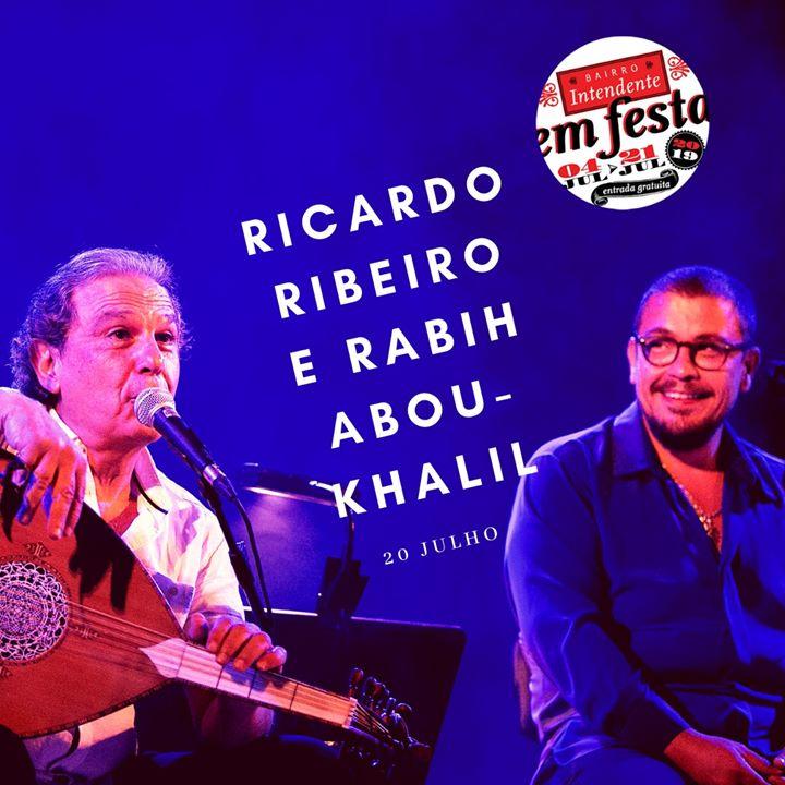 Ricardo Ribeiro e Rabih Abou-Khalil :: BI em Festa 19