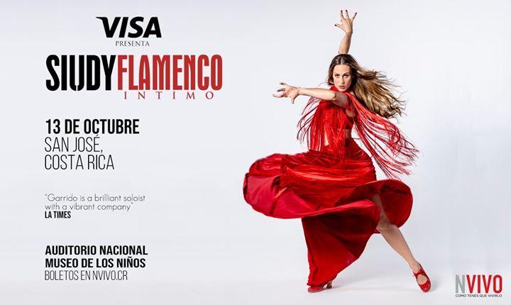 Siudy Garrido - Flamenco Íntimo en Costa Rica
