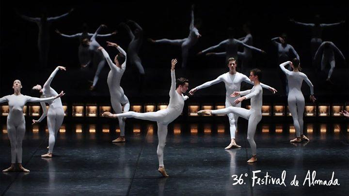 Quinze bailarinos e tempo incerto   CNB