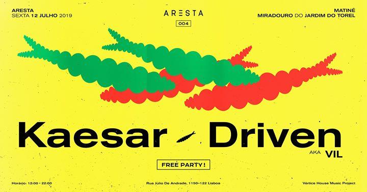 Aresta004 - Kaesar   Driven aka VIL
