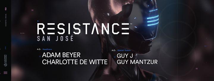 Resistance San José
