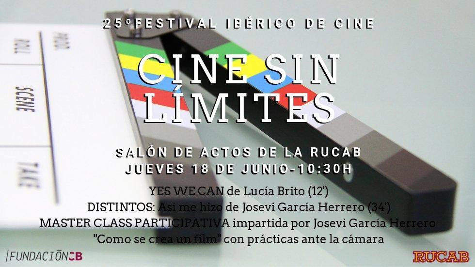 Cine sin límites - Festival Ibérico de Cine de Badajoz