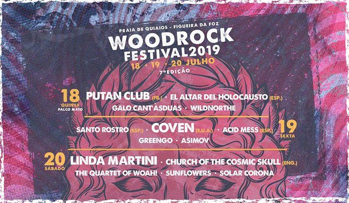 Woodrock Festival 2019