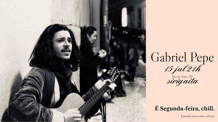 Gabriel Pepe na Sirigaita