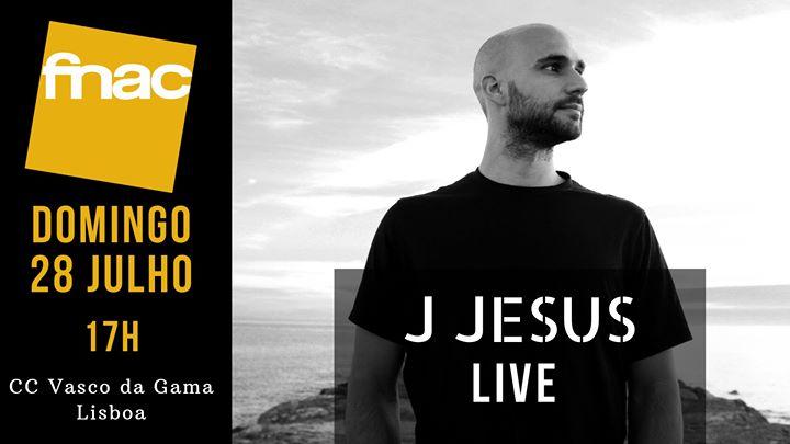 J Jesus na Fnac Vasco da Gama, Lisboa