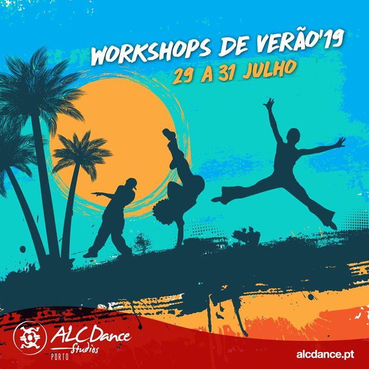 Workshops de Verão!
