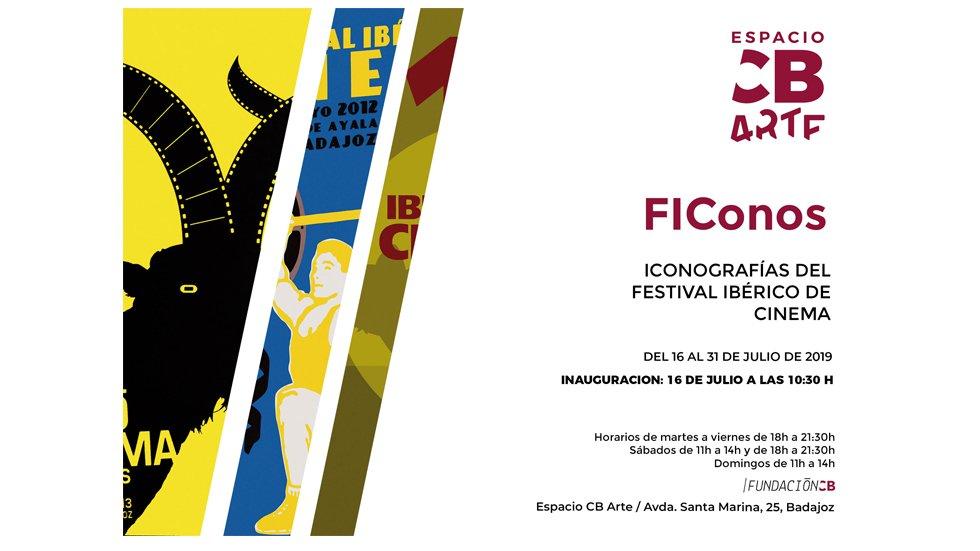 Exposición FiConos - Espacio CB arte