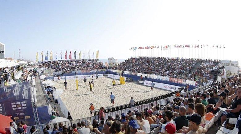 Voleibol de Praia - Espinho Open 2019