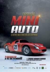 Exposição Mini Auto