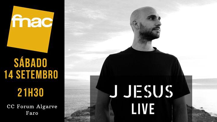 J Jesus na Fnac Forum Algarve, Faro