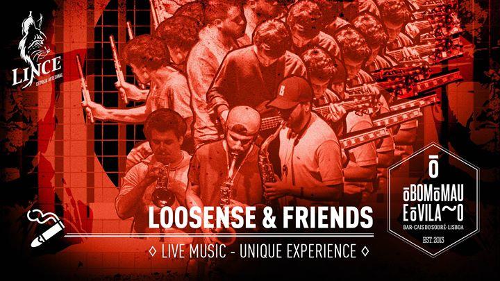 Loosense + Friends = Unique Experience pt.3