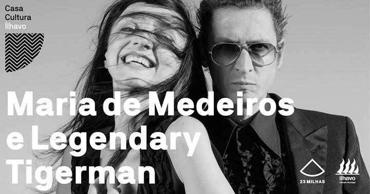 Misty Fest   Maria de Medeiros & The Legendary Tigerman